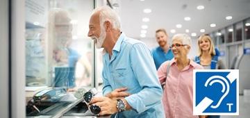 Boucles magnétiques : comment adapter votre établissement à l'accueil des personnes malentendantes