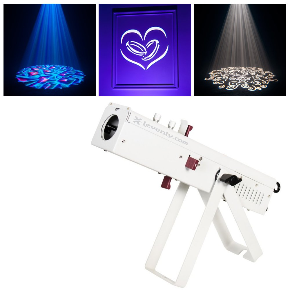 Projecteurs de gobos (ou de logos) : Tout ce qu'ils peuvent faire pour votre éclairage !