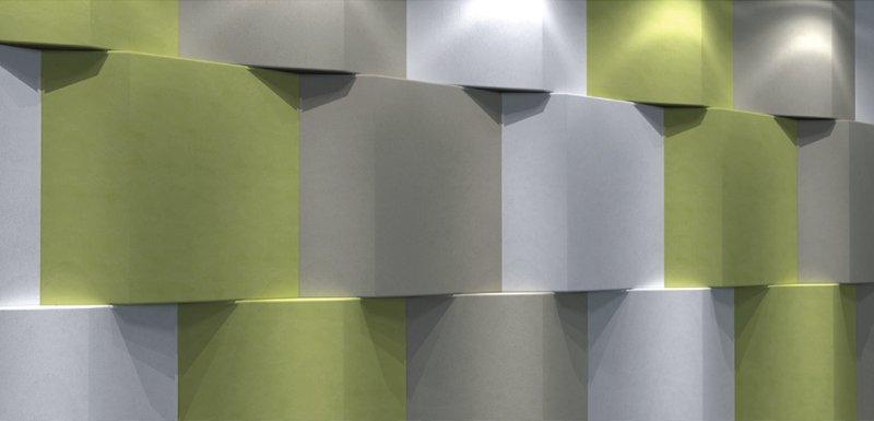panneau d 39 isolation acoustique panneau absorbeur de son panneau acoustique artnovion levenly. Black Bedroom Furniture Sets. Home Design Ideas