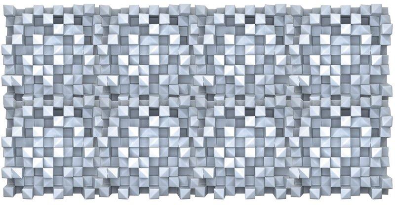 Panneau Artnovion Myron E Diffuser Blanc