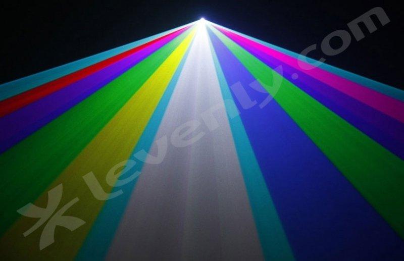Laser Multicouleurs professionnel pour animations et spectacles