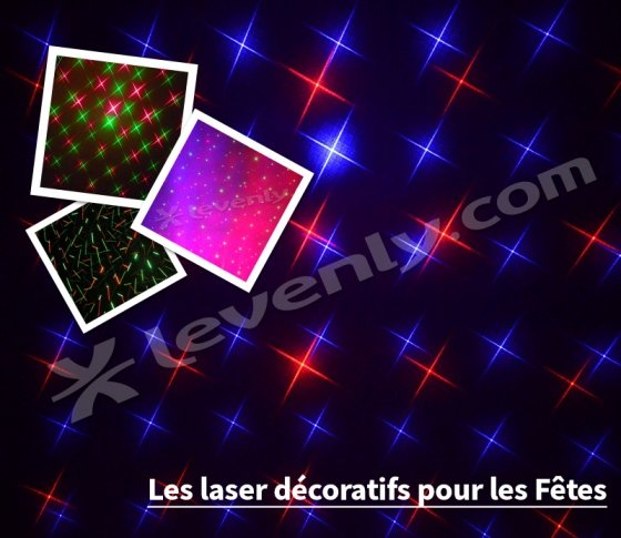 projecteur laser ext rieur de no l pour fa ade projecteur laser de no l pour maison levenly. Black Bedroom Furniture Sets. Home Design Ideas