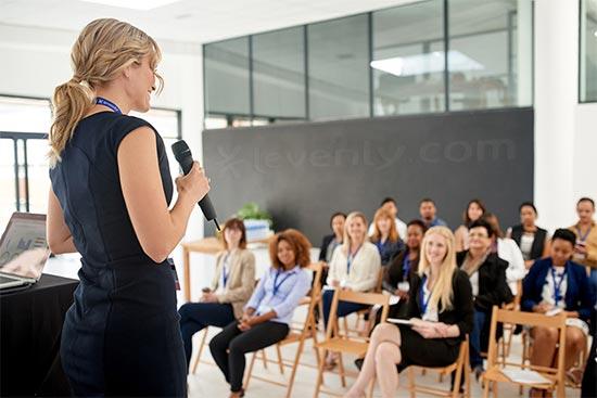 Devis Sono Public Address en salle de conférence