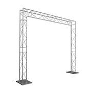 Arche structure alu