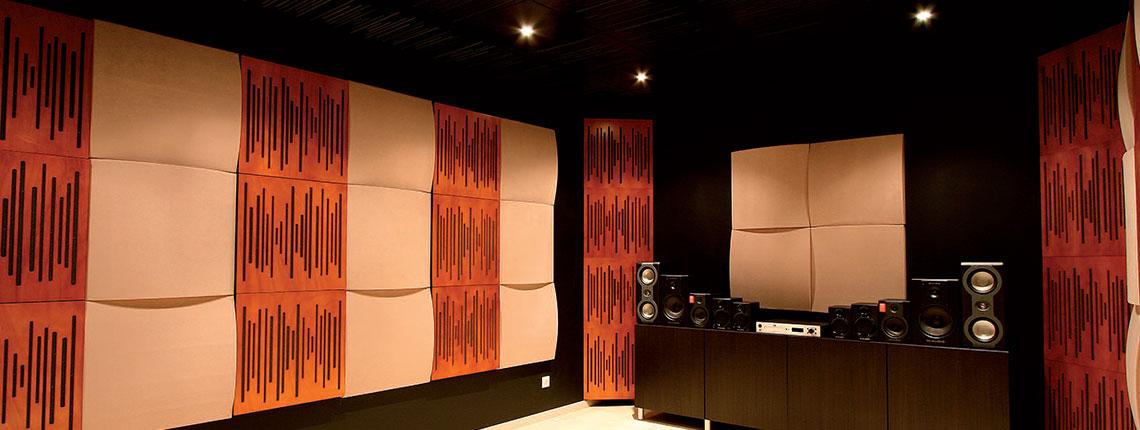 Solution acoustique professionnelle Artnovion