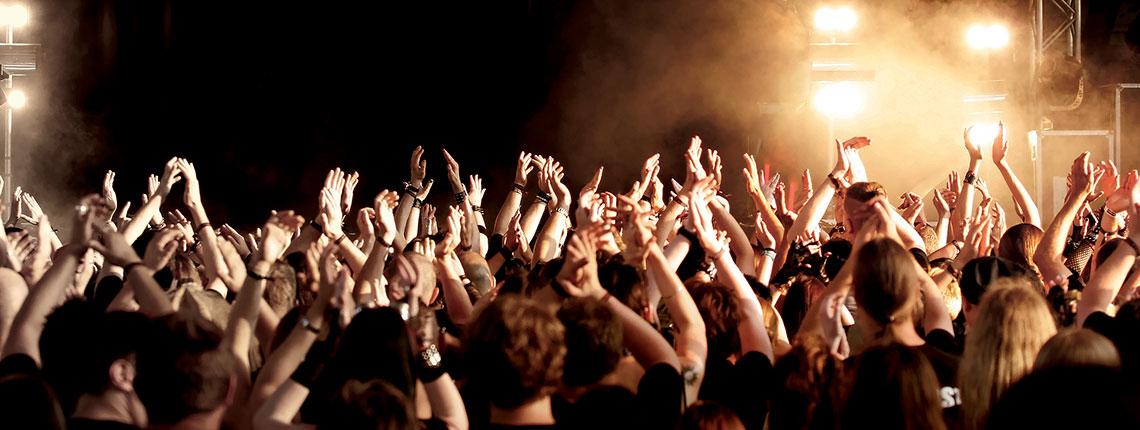 Sonorisation de Concert, Système de sonorisation pour Club et Discothèque