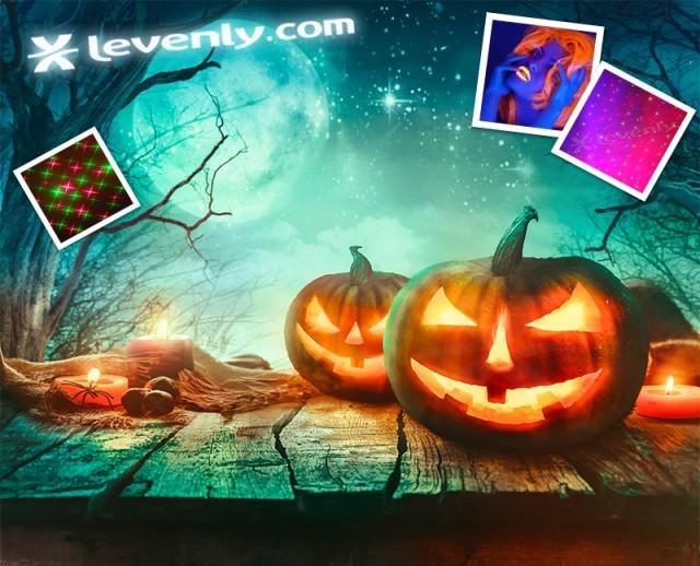 Soirée Halloween : Comment réussir un éclairage terrifiant ?