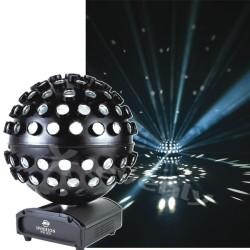 Acheter SPHERION WHITE LED, EFFET BOULE À FACETTES ADJ