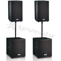 Acheter FUSION1100, SONO ACTIVE DEFINITIVE AUDIO