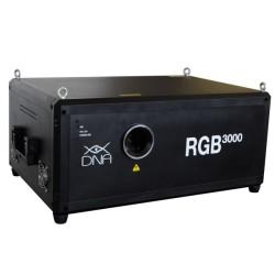 Acheter RGB 3000 + FLIGHTCASE, LASER MULTICOULEURS DNA