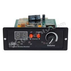 Acheter RECEPT-MOD16, MODULE UHF RÉCEPTEUR SLOT-IN AUDIOPHONY