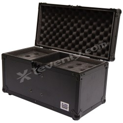 Acheter BC12MIC, FLIGHT-CASE NOIR BLACK CASE
