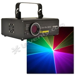Acheter COLOR FIRE 500II, LASER MULTICOULEURS GHOST