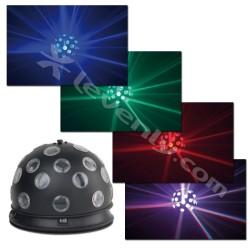 Acheter STAR LED, EFFET BOULE À FACETTES SHOWTEC