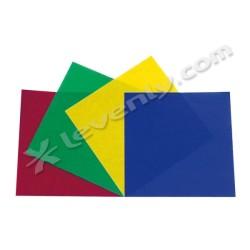 Acheter PACK 4 GELA PAR56 / COULEUR 1, GYOLATINES PROJECTEUR PARCAN56 SHOWTEC