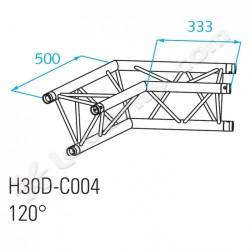 Acheter H30D-C004, ANGLE ALU 2 DIRECTIONS PROLYTE