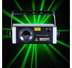 Acheter NEPTUNE 50 G MK2, LASER VERT POWER LIGHTING