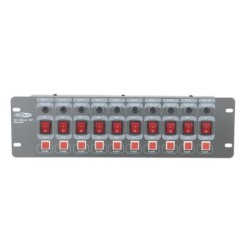 Acheter DJ-SWITCH10/FLASH, DISPATCH AVEC FLASH SHOWTEC
