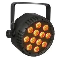 Acheter CLUB PAR 12/6 RGBWAUV, PROJECTEUR LED SHOWTEC