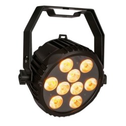 Acheter POWER SPOT 9 Q6 TOUR, PROJECTEUR LED SHOWTEC