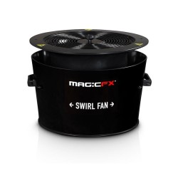 Acheter SWIRL FAN, MACHINE À CONFETTIS DMX MAGIC FX