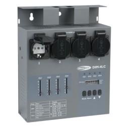 Acheter DIM-4LC, BLOC DE PUISSANCE SHOWTEC