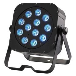Acheter IRLEDFLAT-12X12SIXB-AIR, PROJECTEUR LEDS CONTEST