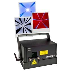 Acheter DS-3300RGB, Laser multicolore LASERWORLD