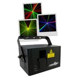 Acheter CS-1000RGB MKII, Laser multicolore LASERWORLD