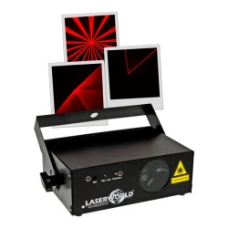 Acheter EL-120R MKII, Laser rouge LASERWORLD