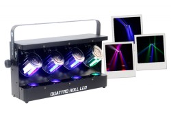 Acheter QUATTRO ROLL LED, SCAN BOOMTONE DJ