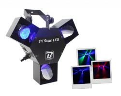 Acheter TRI SCAN LED, SCAN BOOMTONE DJ