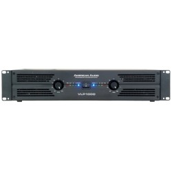 Acheter VLP1000 POWER AMPLIFIER, AMPLI SONO ADJ