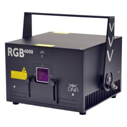 Acheter RGB 4000, LASER MULTICOLORE DNA