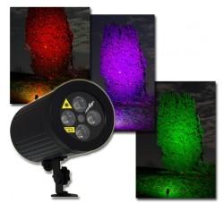 Acheter GS-80RG LED, Garden star laser LASERWORLD