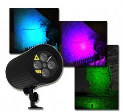 Acheter GS-100RGB LED, GARDEN STAR LASER LASERWORLD