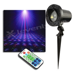 Acheter VENUS GARDEN IP65 250 RGB, LASER DÉCORATIF NOËL POWER LIGHTING