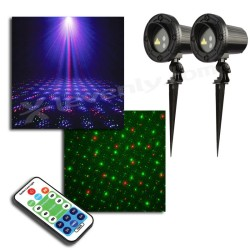Acheter STAR SHOWER LASER MAGIC, PROJECTEUR LASER NOËL LEVENLY