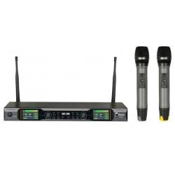 Acheter JS-WM18D, SYSTÈME MICRO UHF PROFESSIONNEL SEGON PROFESSIONAL AUDIO