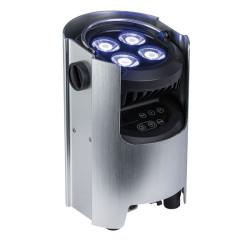 Acheter EVENTSPOT 1600 Q4 ALU, PROJECTEUR LED AUTONOME SHOWTEC