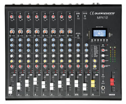 Acheter MPX12, MIXER PROFESSIONNEL AUDIOPHONY