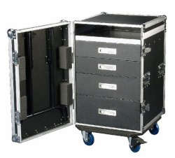 Acheter FLIGHT CASE TIROIRS 12U, FLIGHT-CASE DE TRANSPORT DAP AUDIO