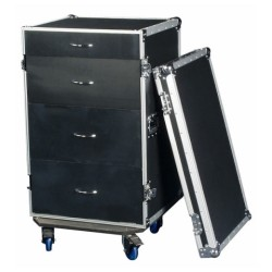 Acheter FLIGHT CASE TIROIRS 16U, DAP AUDIO