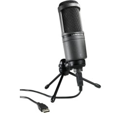 Acheter AT2020-USB, MICRO STUDIO SÉRIE 20 AUDIO-TECHNICA