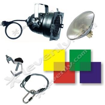 Acheter PACK PAR56 NOIR, SHOWTEC au meilleur prix sur LEVENLY.com