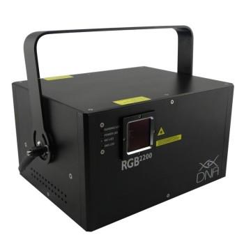 Acheter RGB 2200 + FLIGHTCASE, LASER MULTICOLORE DNA au meilleur prix sur LEVENLY.com
