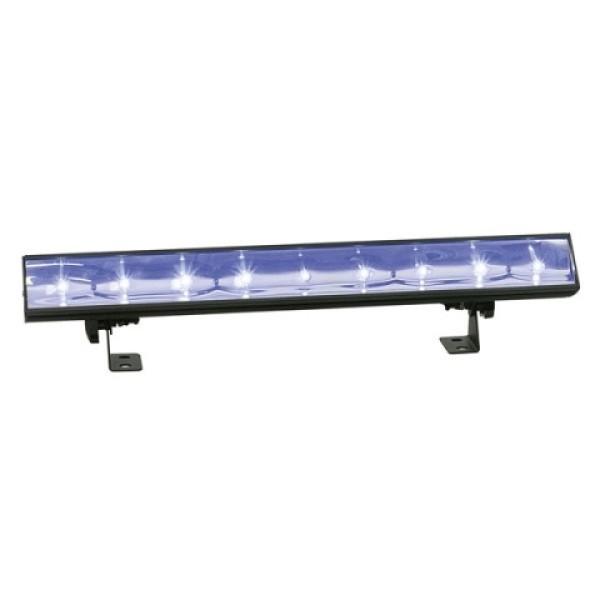 showtec uv led bar 50cm projecteur lumi re noire led 9. Black Bedroom Furniture Sets. Home Design Ideas