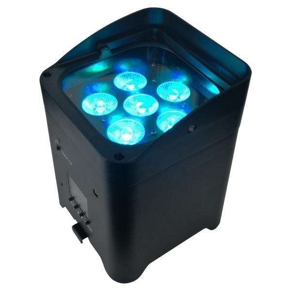 nicols moove projecteur led sans fil 60w rgbwa uv levenly. Black Bedroom Furniture Sets. Home Design Ideas