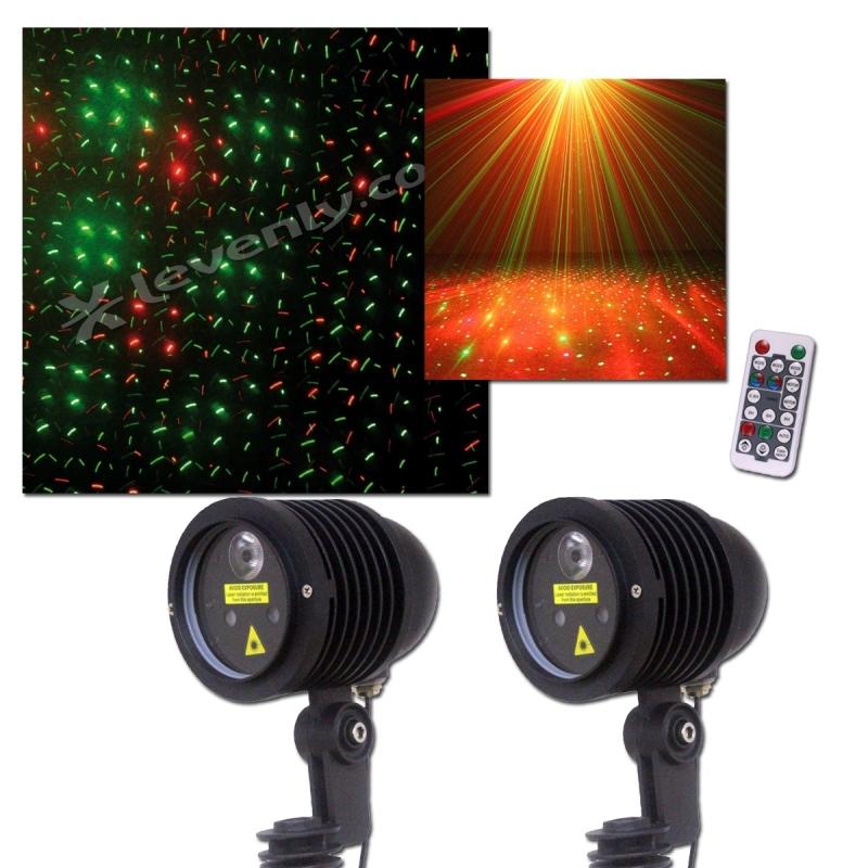 Star fashion laser ip laser d coratif de no l pour for Laser decoratif exterieur