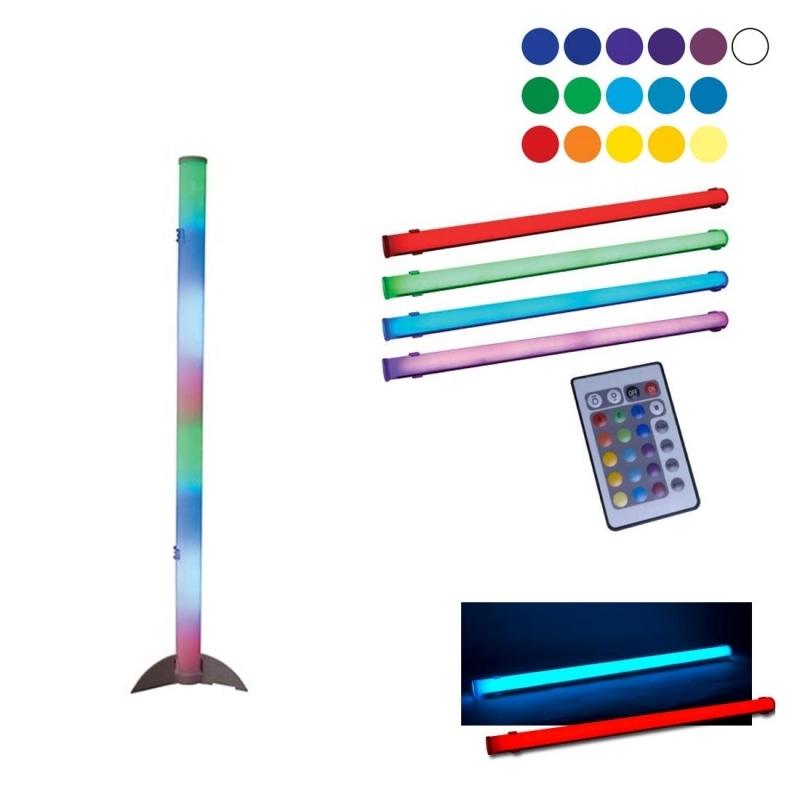 adj led color tube ii tube changement couleur 32 tri leds. Black Bedroom Furniture Sets. Home Design Ideas